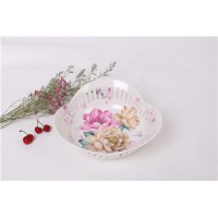 小麦秸秆环保便携塑料礼品餐具套装 可降解塑料勺叉筷三件套