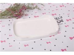 创意儿童餐盘 幼儿宝宝硅胶餐盘 一体式餐具定制卡通笑脸餐碗