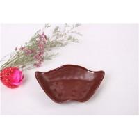 日式创意手绘釉彩陶瓷饭碗汤碗菜盘子饭盘味碟鱼盘汤勺家用餐具