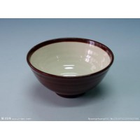 中式餐具套装五叶礼品碗具批发 日用碗具广告促销礼品