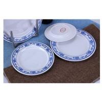 厂家直销纯白骨瓷餐具套装 酒店陶瓷饭碗汤碗澳碗直口碗