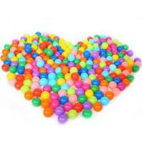 厂家直销批发海洋波波球加厚的批发价销售 紫色海洋球批发