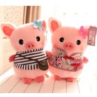 临沂批发新款毛衣熊可爱毛绒玩具公仔儿童玩具 厂家直销