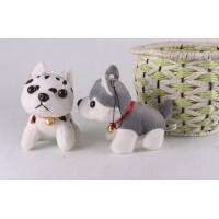 野生动物模型实心仿真儿童玩具宠物模型 3款可选 白兔野兔