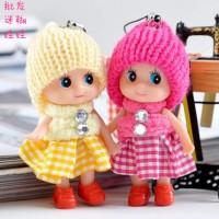 批发婚庆抓机娃娃可爱短毛绒动物卡通玩偶创意毛绒玩具娃娃机公仔