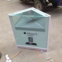 手机柜台精品展示柜台玻璃展示柜小型展示柜无人机展示柜台工厂