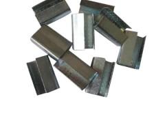 打包扣定制手工机用封箱包装捆扎塑钢带铁皮打包扣 铁皮扣