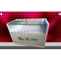 厂家直销手机配件展览柜货架玻璃柜台手机电脑展柜精品柜子可定制