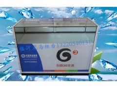 临沂木质精品货柜 手机展示柜 模型展示柜 手机受理台
