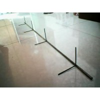 优质铁马凳楼梯护角厂家直供铁马凳浸塑铁马凳油漆铁马凳