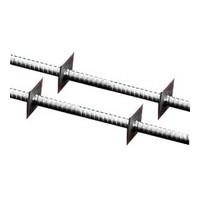 临沂厂家直销楼梯护角筋铁马凳高低长短不限可定制