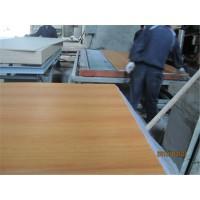 16MM刨花板 高品质办公桌专用板材 室内装饰板材批发