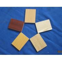 三聚氰胺贴面板饰刨花板生产厂家价格