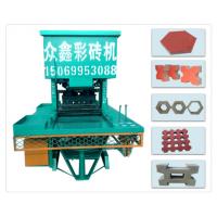 山东彩砖机生产厂家