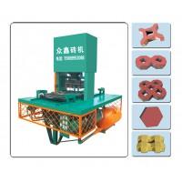 小型免烧彩砖机设备全自动液压空心水泥制砖机八孔砖机家用标砖机