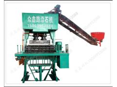 大型水泥制砖机 空心免烧砖机 小型水泥垫块机 料斗水泥砌块机
