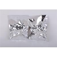 批发厂家三边封铝箔袋电子防潮真空铝箔包装袋复合食品纯铝袋定做