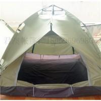 帐篷户外3-4人全自动野营帐篷套装户外18669696980