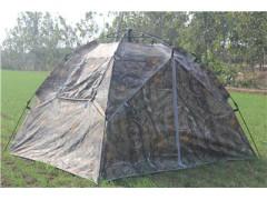全自动帐篷多人双层多人六角大帐篷18669696980