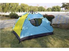 极地冷山户外自动帐篷多人单层六角速开18669696980