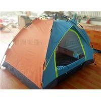 户外野营速开全自动帐篷双层两用18669696980