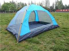 帐篷单层户外露营旅游厂家直销帐篷批发18669696980