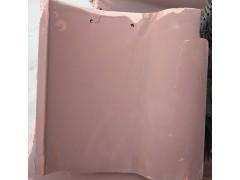 别墅屋顶瓦片实用、美观、大方国内外流行彩石金属瓦