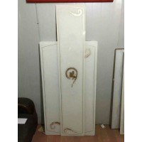 大容量储物柜酒柜碗柜玻璃装饰柜餐厅家具18205392222