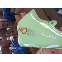 塑料成套外壳加工 电动车塑料配件13605493849