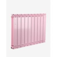 低碳钢散热器厂家暖气片钢二柱暖气片家用立式钢制系列暖气片