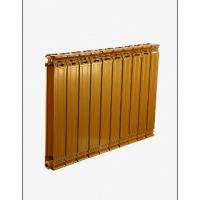 家用暖气片50*25钢二柱水暖散热器厂家直销