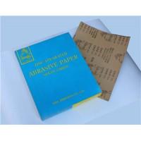 125MM拉绒片5寸背绒圆盘砂纸气动植绒磨墙砂纸片