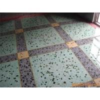 山东水磨石地板砖生产厂家13954986648