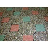 水磨石地砖仿古砖瓷砖餐厅厨房瓷砖地板13954986648