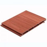 竹木纤维集成墙板  护墙板 防水阻燃隔音厂家直销集成墙面板