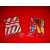 临沂吸塑包装生产厂家文具吸塑13325097385