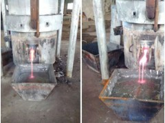 山东废旧电瓶炼铅炉厂家17180360123