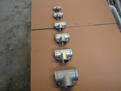 临沂不锈钢螺纹管件批发直销  13854943058