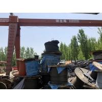 专业新旧钢丝绳回收,库存二手钢丝绳回收