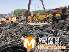 专业新旧二手钢丝绳回收,废旧钢丝绳回收