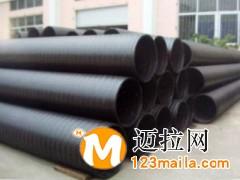 临沂HDPE双平壁钢塑复合排水管价格