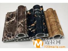 临沂PVC装饰线条厂家直销,山东UV大理石板批发价格